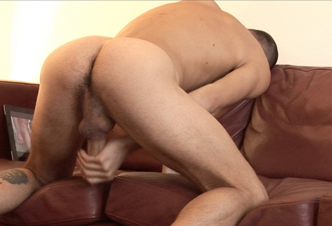Patrik Farina Play With His Huge Dick